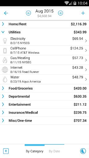 玩免費財經APP|下載Home Budget with Sync app不用錢|硬是要APP