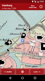 Hamburg – Historical Atlas pro- screenshot thumbnail
