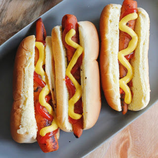 Carrot Hot Dogs [Vegan].