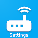 Wifi Router - Admin Page Setup, Router Settings icon