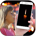 Candle Flashlight – Candle Flame App icon