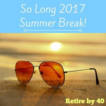 So Long 2017 Summer Break!
