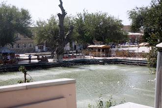Photo: Day 164 -  Lyabi-Hauz Pool in Bukhara