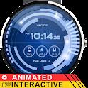 Vector GUI Watch Face icon