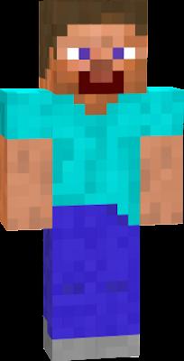 Steve Hd Nova Skin