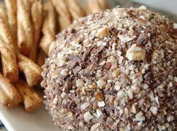 Chocolate Chip Cream Cheese Ball