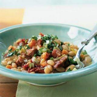Ham Hocks and White Beans