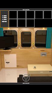Escape Game: sleeper train - náhled