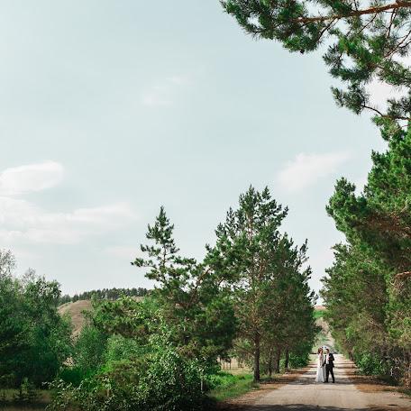Wedding photographer Tuyara Andreeva (SunnyDay). Photo of 13.07.2017
