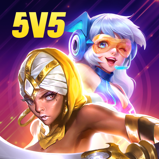 Dungeon Hunter Champions: 5v5 MOBA and RPG Icon