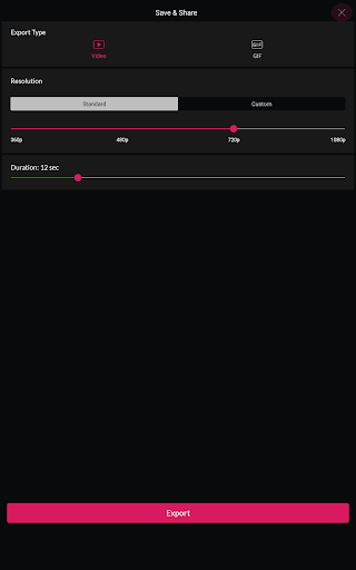 PixaMotion Loop Photo Animator & Photo Video Maker 1.0.3 screenshots 12