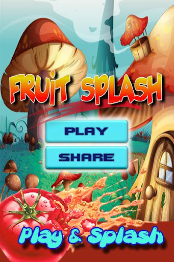 Fruit Splash Star