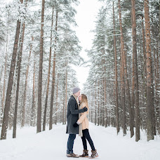 Wedding photographer Natalya Baltiyskaya (Baltic). Photo of 10.04.2018