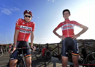 """Lotto Soudal met twee kopmannen naar Strade Bianche: """"Ik wil beter doen dan mijn achtste plaats van vorig jaar"""""""