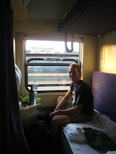 Photo: Sleeper car to Poland