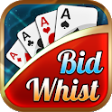 Bid Whist Free – Classic Whist 2 Player Card Game icon