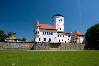 Photo: Zamek powstał w drugiej połowie XIII wieku. Chronił ważnego szlaku handlowego z Węgier na Śląsk.