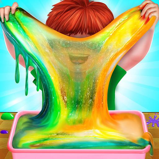 Six Gallon Slime Make And Play Fun Game Maker 1.0