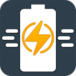 Battery Saver - Fast Charger Save Battery Icon