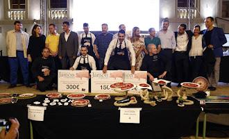 X Concurso de Cortadores de Jamón de Serón