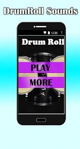 DrumRoll Sounds screenshot 0