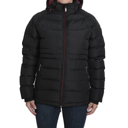 Dobsom Baldra Jacket Woman Black Stl: 40