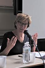 Photo: Martine Barthélémy, directrice de recherche à CEVIPOF/Sciences Po