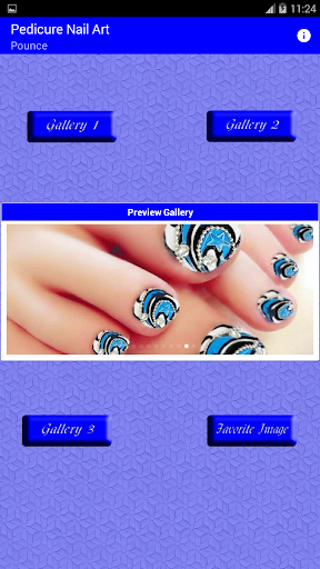 Pedicure Nail Art 1.1 screenshots 1
