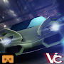 VR hovercraft ride APK icon