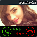 Fake Call Girlfriend Prank HD icon