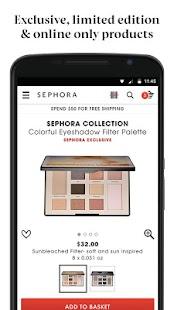 Sephora to Go- screenshot thumbnail