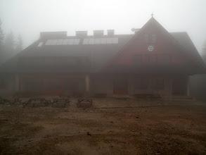 Photo: Schronisko PTTK Markowe Szczawiny.
