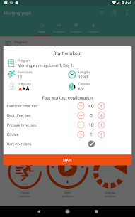 Yoga daily workout for flexibility and stretch App Download For Android 8