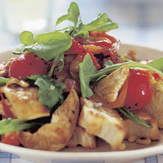 Pesto Chicken Salad.