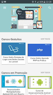 Busca Cursos- screenshot thumbnail