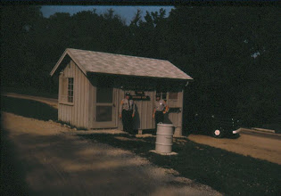 Photo: Camp Office September 8th, 1963