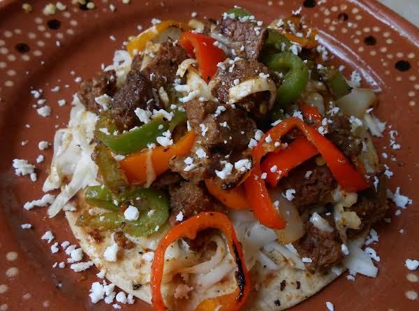 Smoked Soft Taco's Recipe