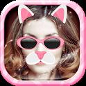 Animal Face Selfie Camera icon