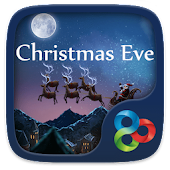 Christmas Eve Launcher Theme
