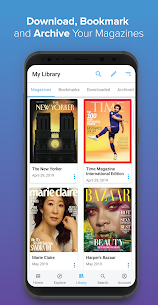 ZINIO – Magazine Newsstand 4.36.1 MOD for Android 2