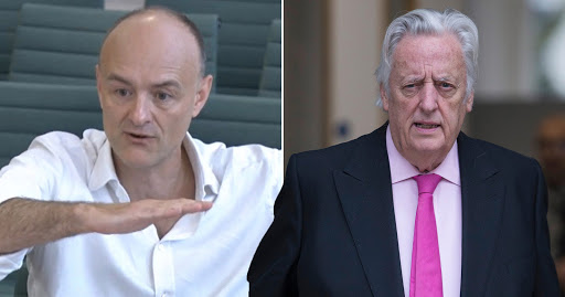 Lawyer says Dominic Cummings' assault 'confirms worst fears' on Covid response