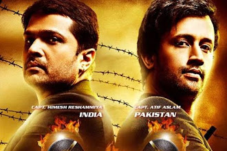 Photo: 'Sur Kshetra' is like a India-Pak cricket match: Himesh Reshammiya http://t.in.com/dr1d