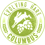 Red Hare Evolving Hare Session IPA : Columbus