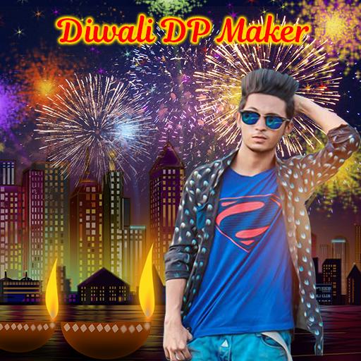 Diwali DP Maker : Diwali Photo Editor