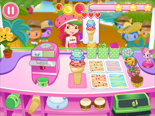 Strawberry Shortcake Ice Cream Island 1.4 screenshots 1