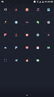 Drops - Icon Pack- screenshot thumbnail