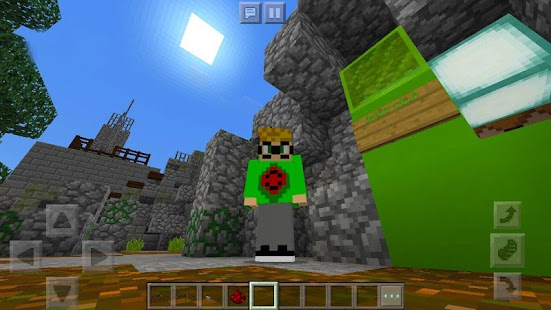 YouTubers skins for Minecraft - náhled