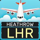 FLIGHTS Heathrow Airport icon