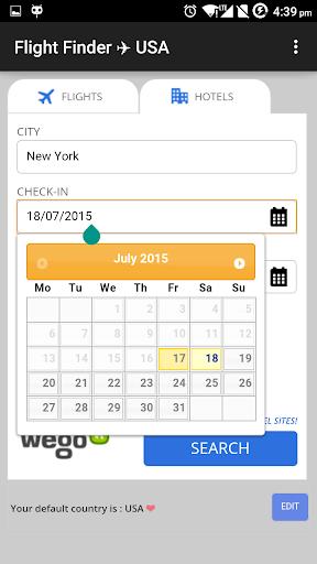 Fly Smart - Flight Finder  screenshots 5