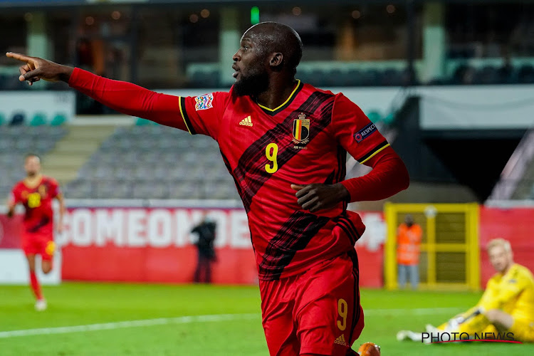 Romelu Lukaku va manquer les matches des Diables Rouges